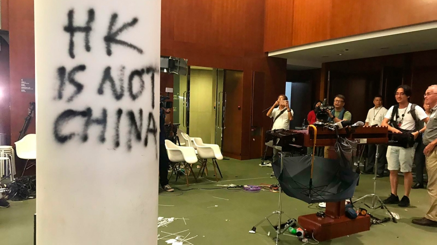 Hong Kong Protests Why They Did It