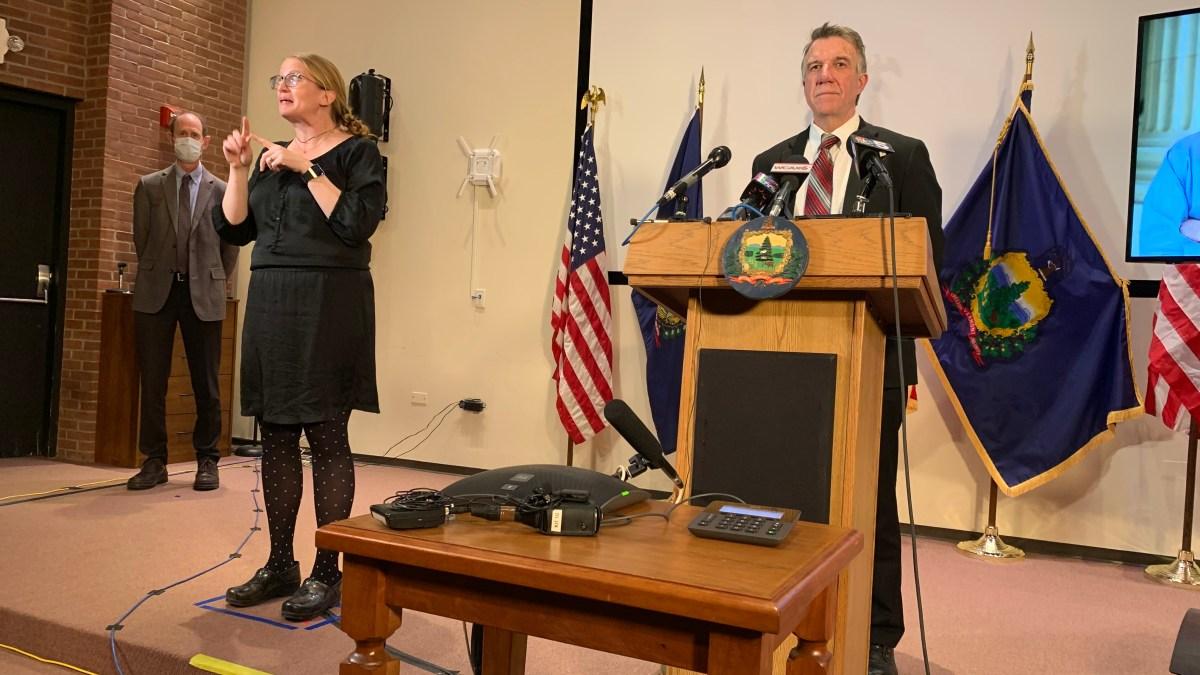 Vermont Gov. Scott to Provide Coronavirus Update