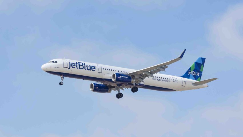 Jet Blue Flight Generic