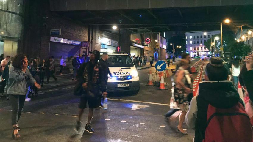 London Bridge Casualties