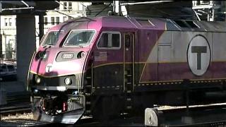 MBTA Commuter Rail 3