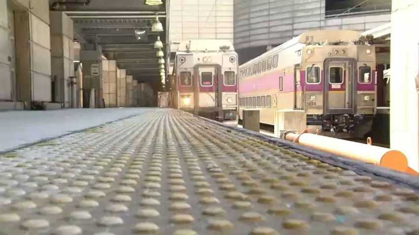 Generic MBTA Commuter Rail Generic 031517