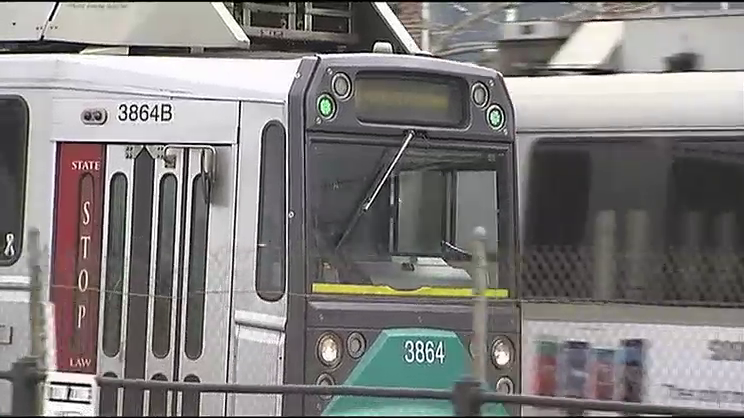 MBTA Green Line Generic