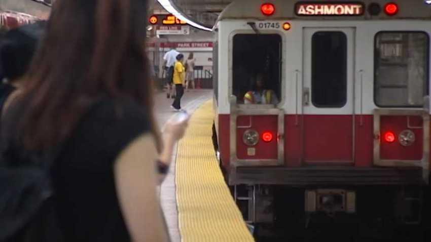 MBTA red line file