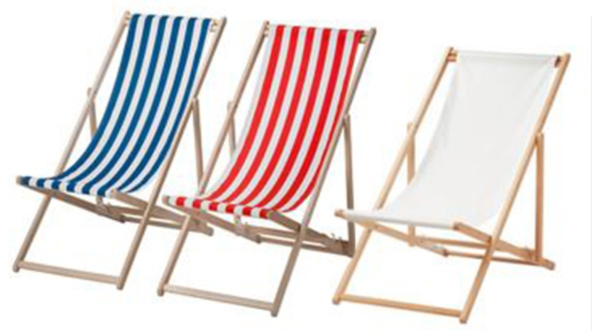 Ikea Recalls Beach Chairs Due To Fall