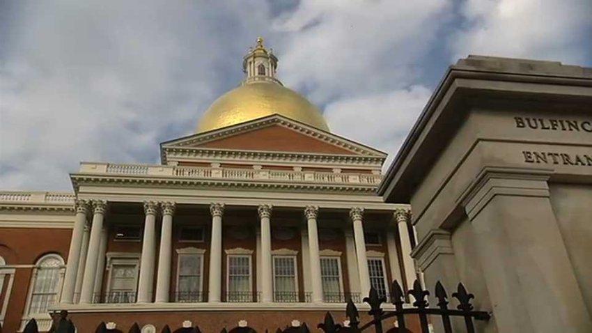 Massachusetts State House 2017