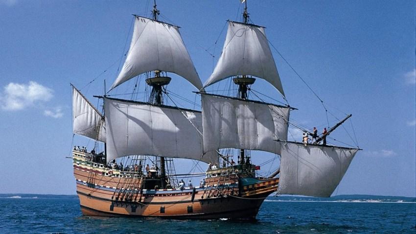 Mayflower II Edited