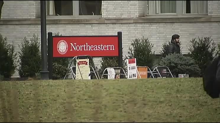 Northeastern University 032516