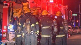 Philadelphia Firefighters Generic
