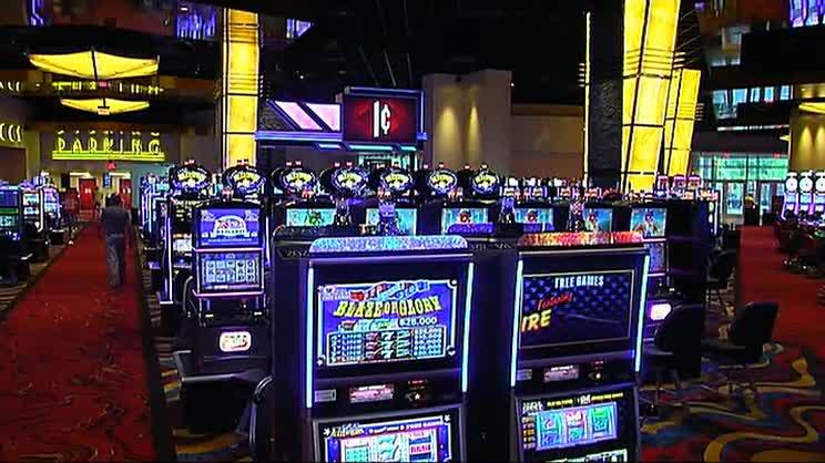 Plainridge Park Casino Plainville MA