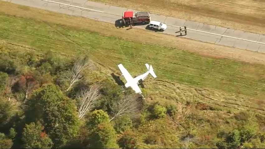 Plane Crash Pepperell 09202019