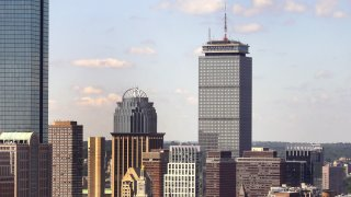 Prudential Center Prudential Tower Boston Getty Images