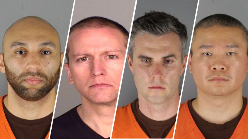 How The Officers Charged In George Floyd S Death Could Get Their Jobs Back Nbc Boston