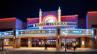 Regal Cinemas Movie Theatre