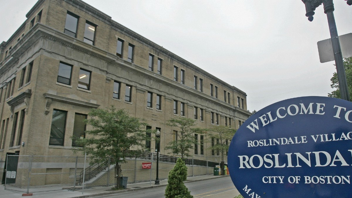 Roslindale Building With Polling Place, RMV Closed Indefinitely