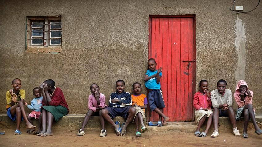 APTOPIX Rwanda Genocide Reconciliation Villages