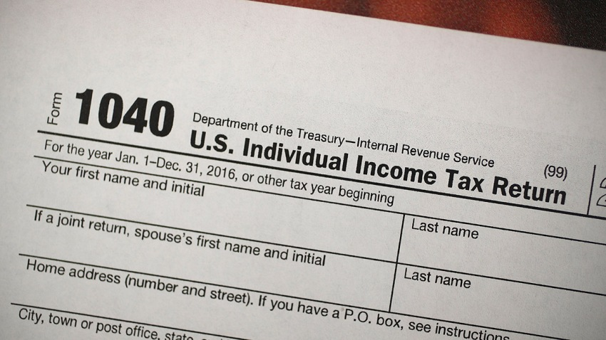 Here's a Breakdown of the New Extortionist Income Tax Changes Tax-form-GettyImages-897291366