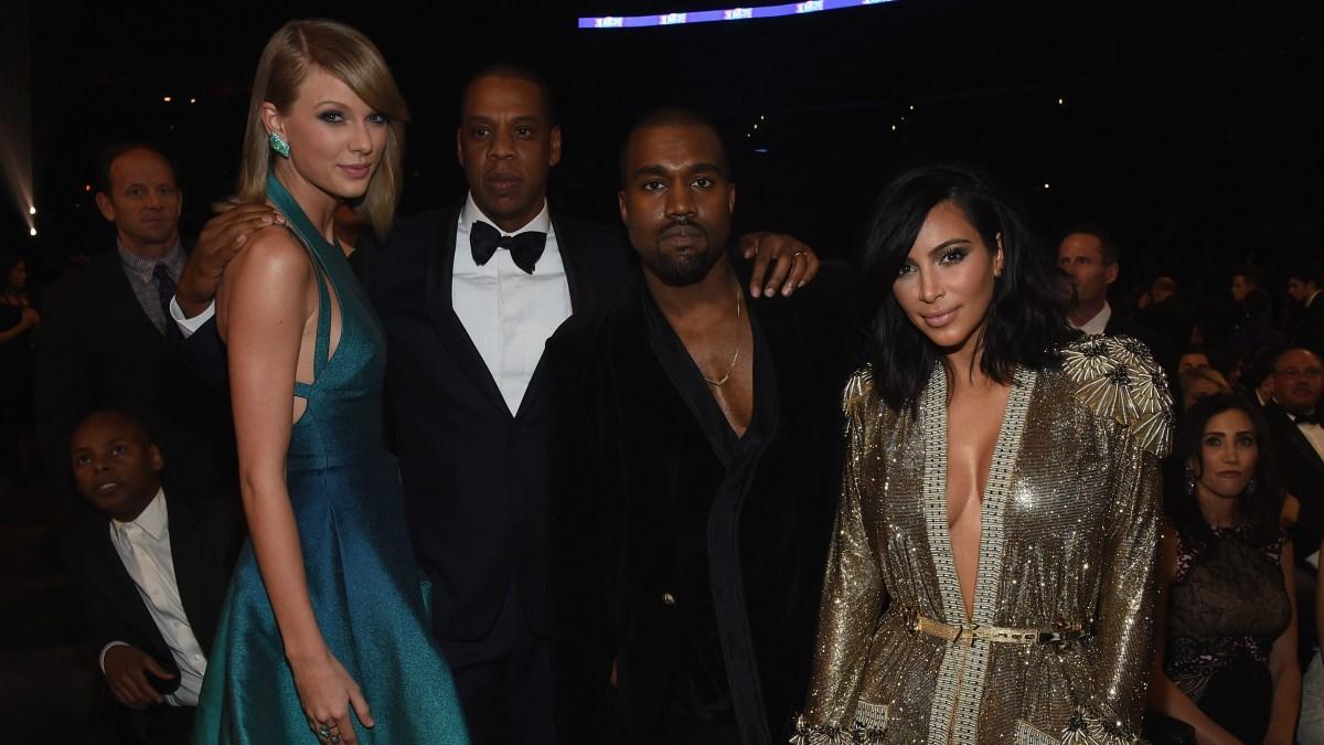 Kim Kardashian Accuses Taylor Swift Of Lying About Leaked Kanye West Call Nbc Boston