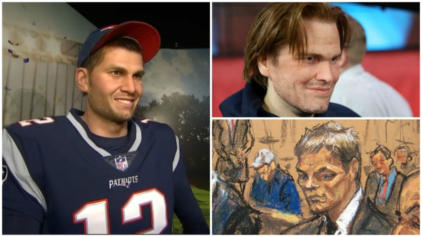 Tom Brady Collage