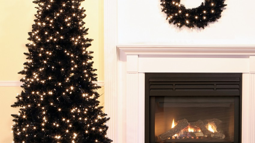 Vickerman-7.5-Black-Ashley-Spruce-Artificial-Christmas-Tree-with-Clear-Lights-K863076