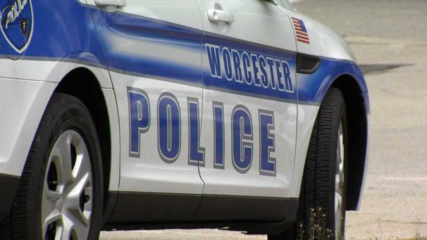 Worcester police cruiser day