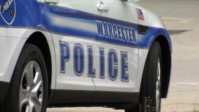 Worcester police cruiser day
