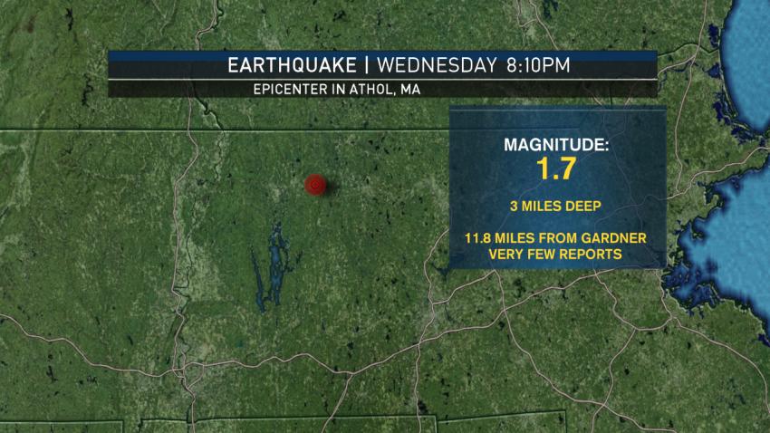 athol MA earthquake 090517