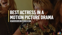 Golden Globe Nominations: Best Actress, Motion Picture Drama