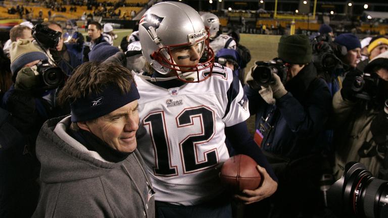 [NBC Sports] Bill Belichick (kind of) addresses Tom Brady contract, Josh Gordon status