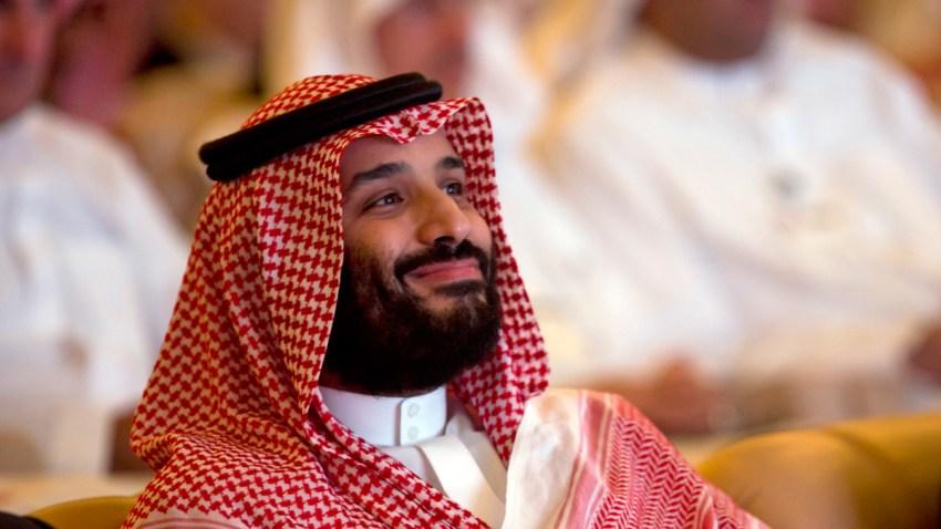 APTOPIX Saudi Arabia Investment Conference