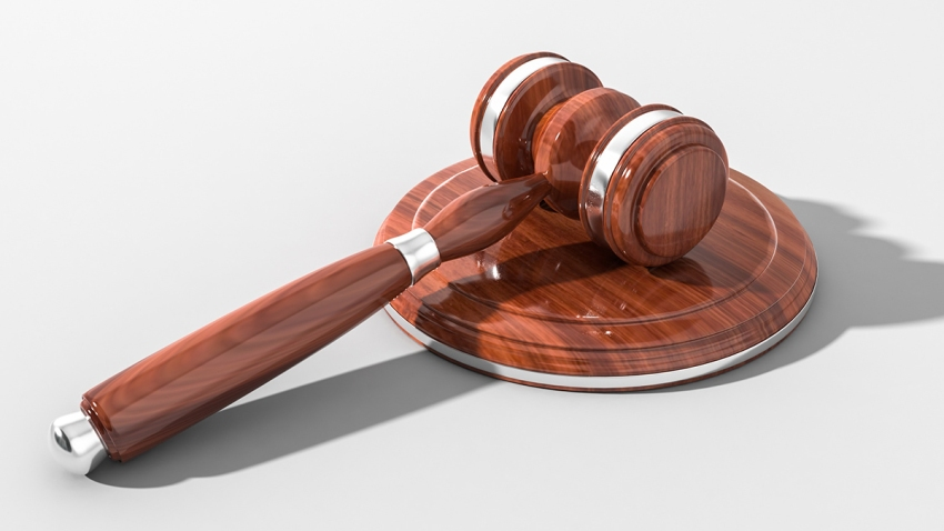 File image of a gavel