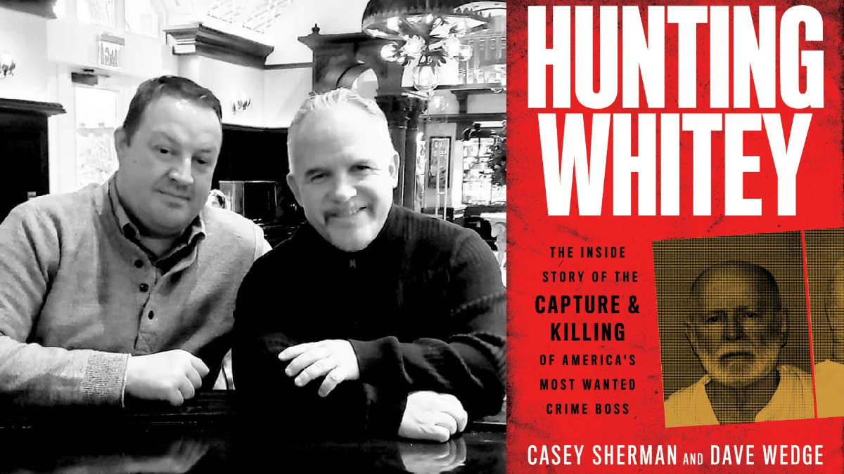 Go Behind the Scenes With the Authors of New Whitey Bulger Book