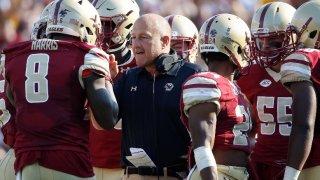 [NBC Sports] Boston College fires head football coach Steve Addazio