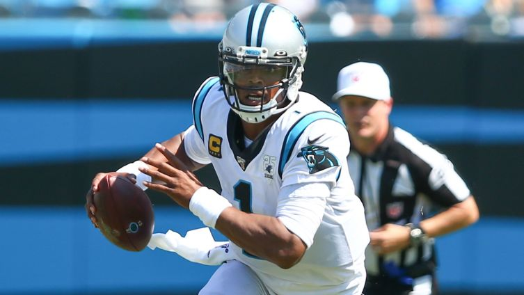 Patriots' Cam Newton Easily Leads Every NFL QB in This Stat Since 2011