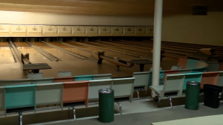 Colonial Bowling Center in Worcester