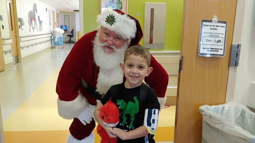 Boy Waiting for New Heart Asks for Christmas Cards