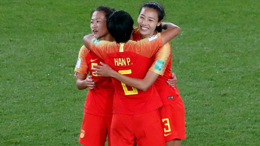 France China South Africa WWCup Soccer