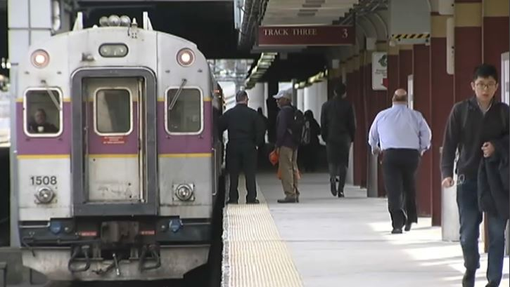 commuter rail mbta