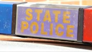 State police vehicle