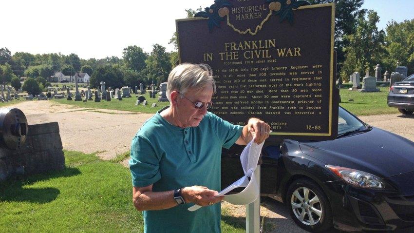 Confederate Monument Ohio City
