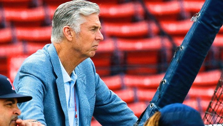 [NBC Sports] Mookie Betts, Alex Cora and other Red Sox react to Dave Dombrowski firing