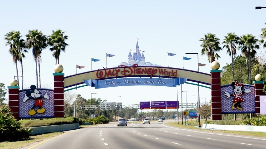 Disney Lyft Drivers Union
