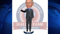 Dr. Fauci's Face Will Soon Be on a Bobblehead