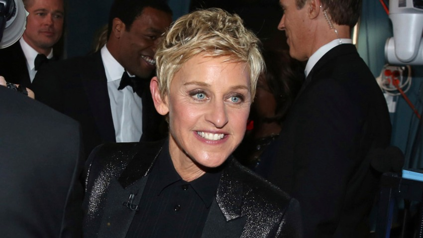 TV Ellen Coming Out Q & A