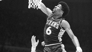 [CSNPhily] The Greatest Sixer of All-Time: Julius Erving