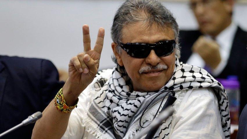 Colombia Rebels Rearming