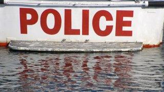 generic police boat