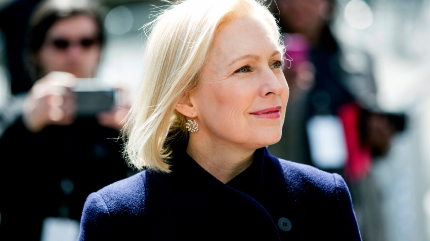 Election 2020 Kirsten Gillibrand