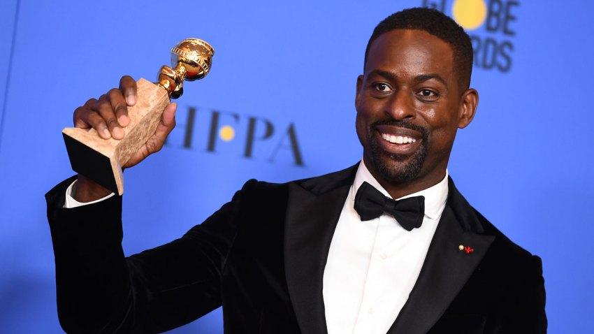 75th Annual Golden Globe Awards - Press Room