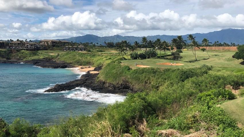 Travel Golf In Kauai